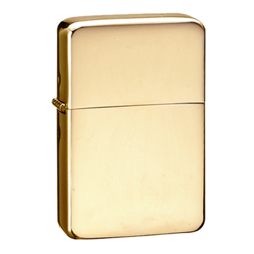 Brass Lighter Image