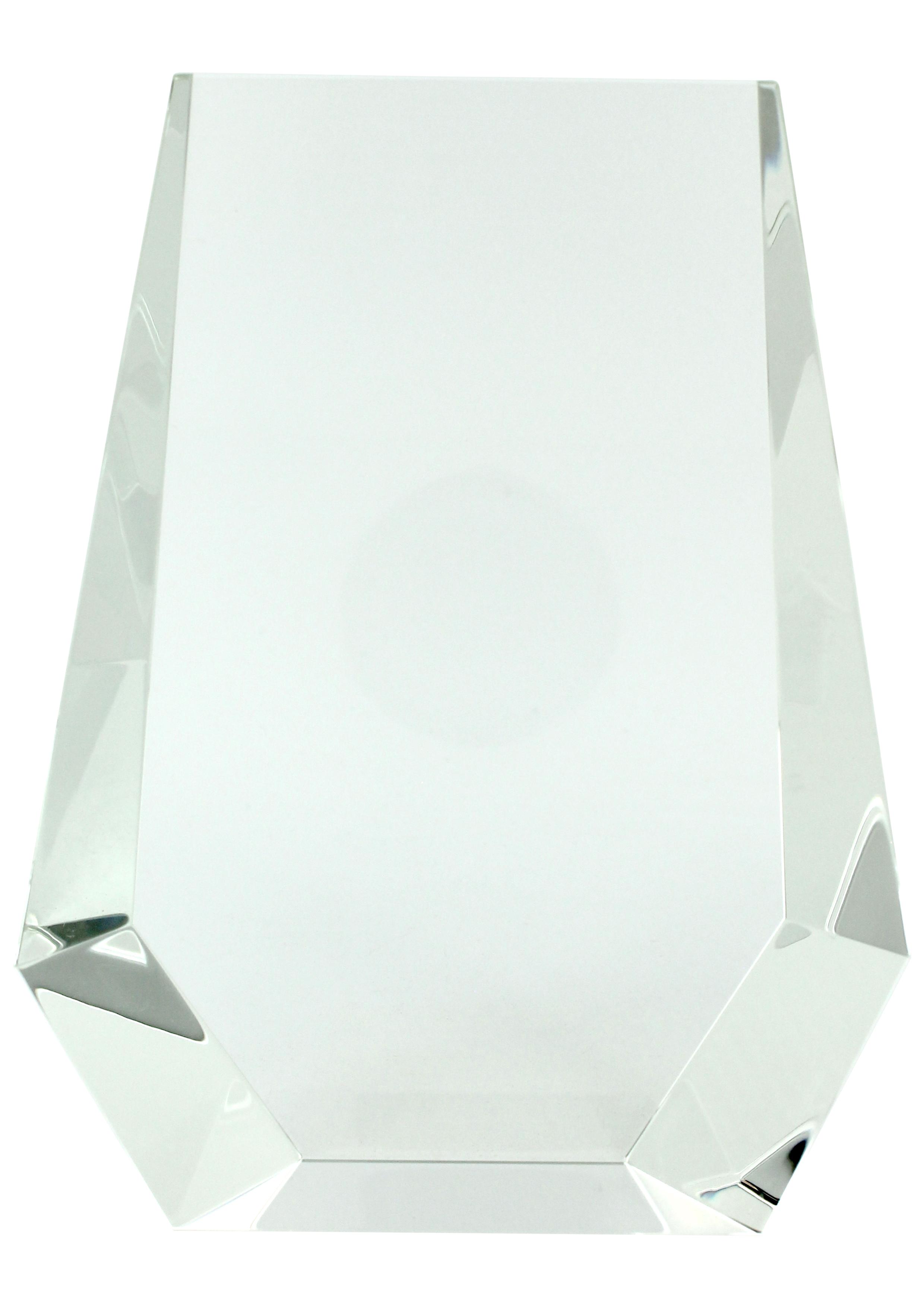 CC732 Crystal Award Image
