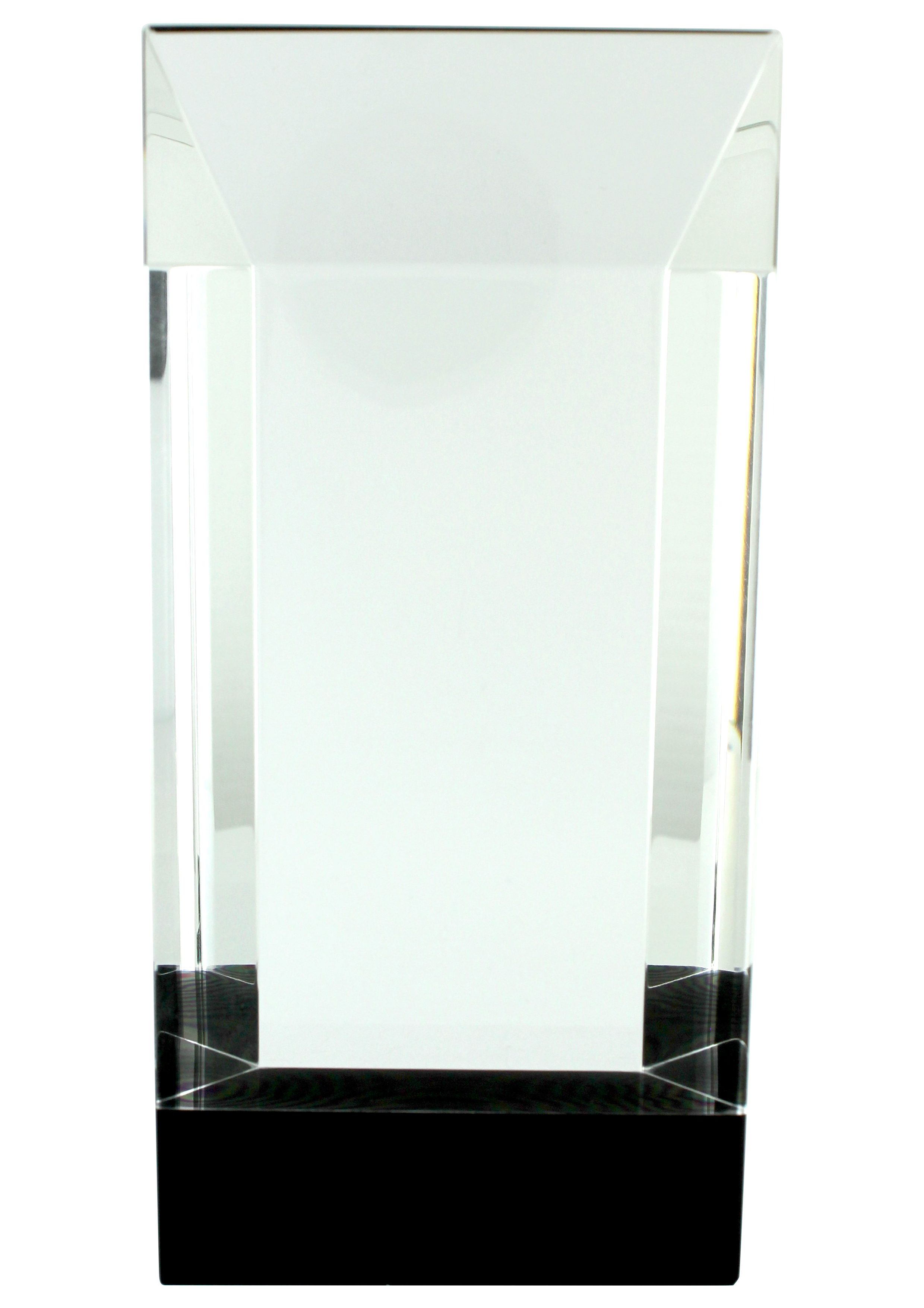 CC753 Crystal Award Image