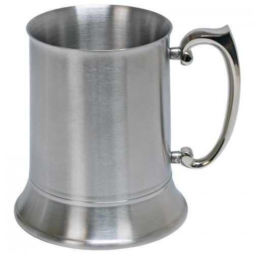 Stainless Steel Tankard Image