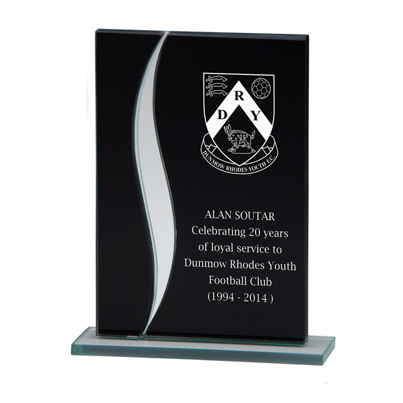 CR4014 Spirit Black Mirror Award Image